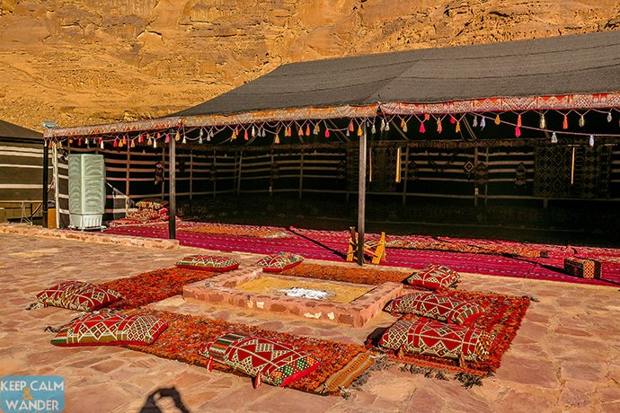 Camping in Madain Saleh / Sahari Camp Site and Adventure.