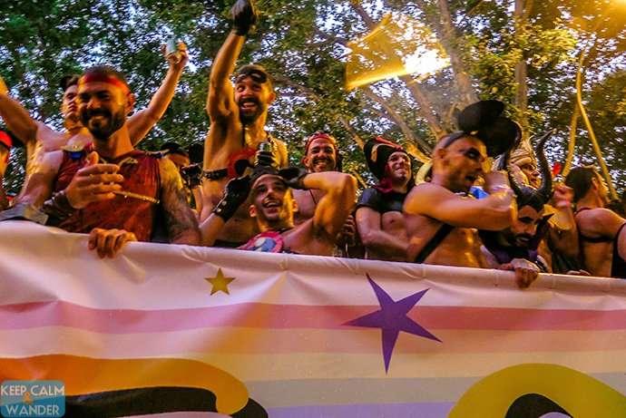 Madrid Pride Parade - Madrid Orgullo 2016 Manifestacion