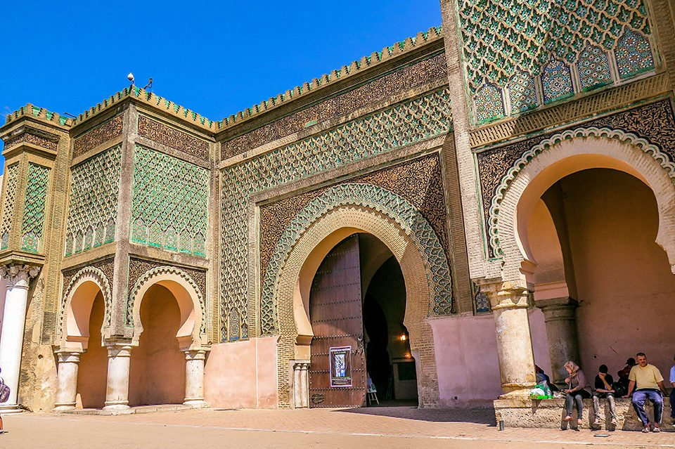 Do You Know What I Did last Summer? I visited Meknes, Morocco.