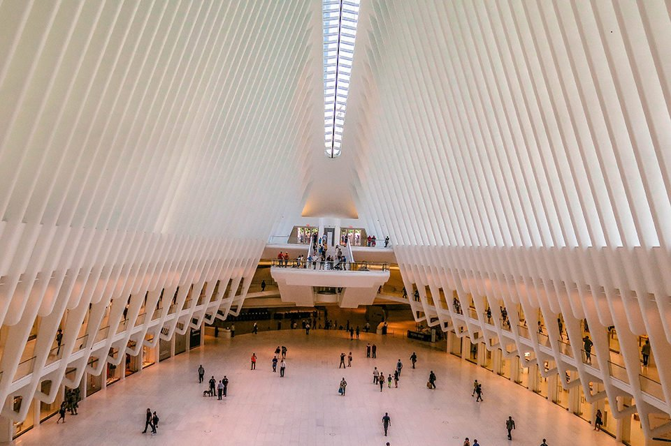 Do You Know What I Did last Summer? I visited The Oculus in New York City.