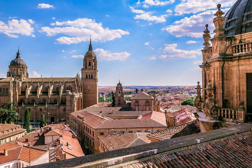 Do You Know What I Did last Summer? I visited Toledo, Spain!