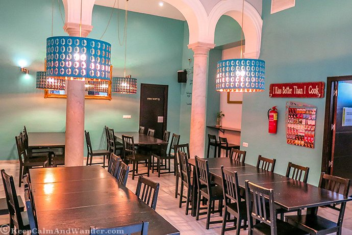 Oasis Backpackers Palace Hostel Sevilla is the Best in the World.