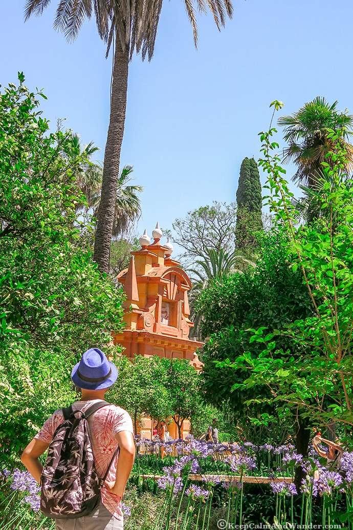 Must-See in Spain: The Grandeur of Real Alcazar in Sevilla, Spain.