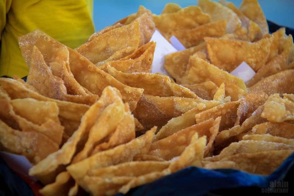 Cuban snack food