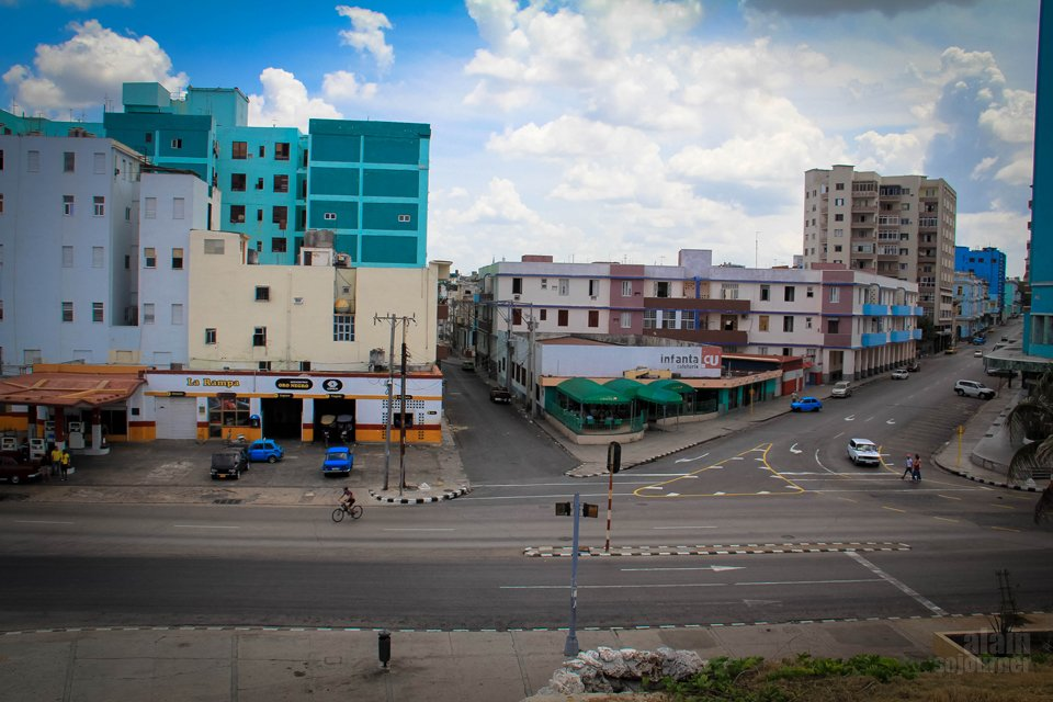 Things to do in Cuba La Rampa
