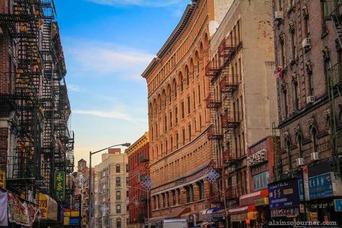 New York's Little Italy.