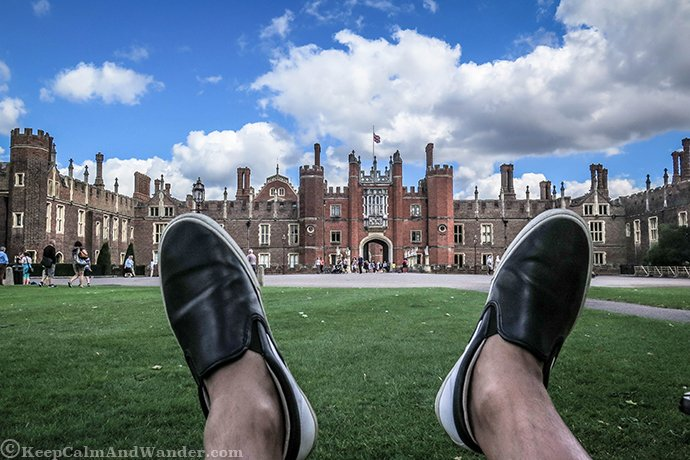 Hampton Court Palace - Where Shakespeare Once Performed His Plays