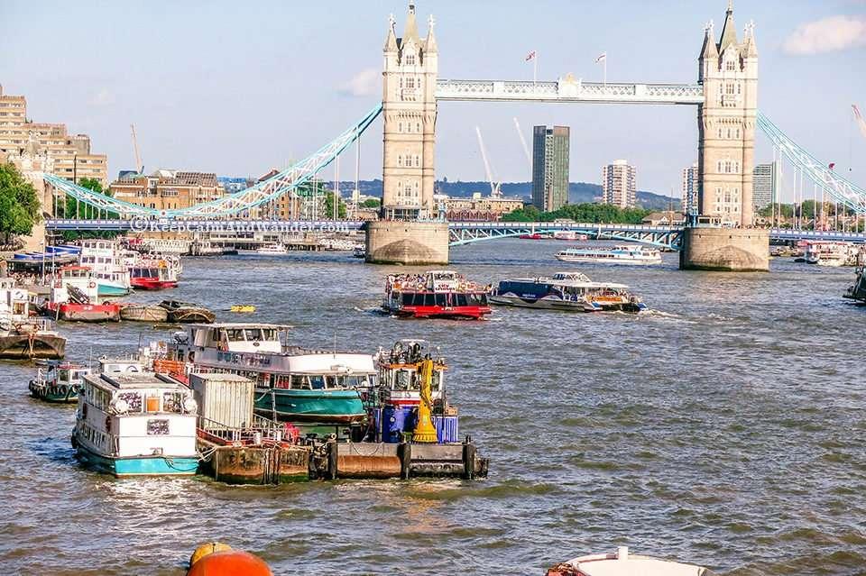 Tower Bridge is not The London Bridge I Imagined, My Fair Lady.