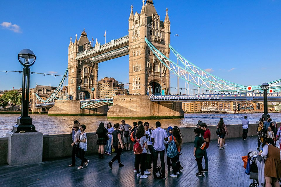 Tower Bridge is not The London Bridge We Learned in Nursery School