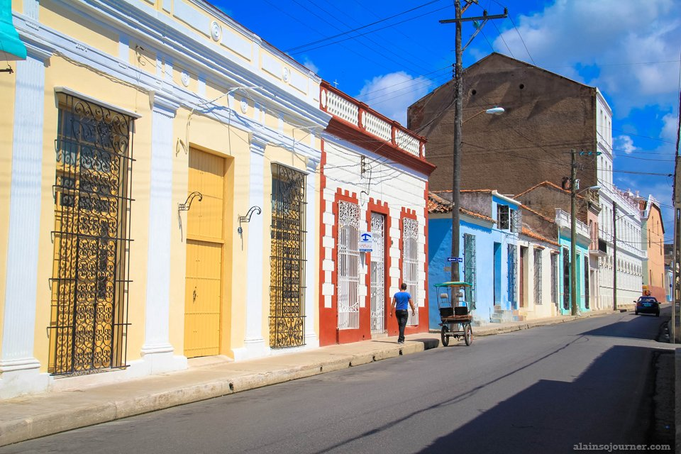 Things to do in Camaguey Streets Houses