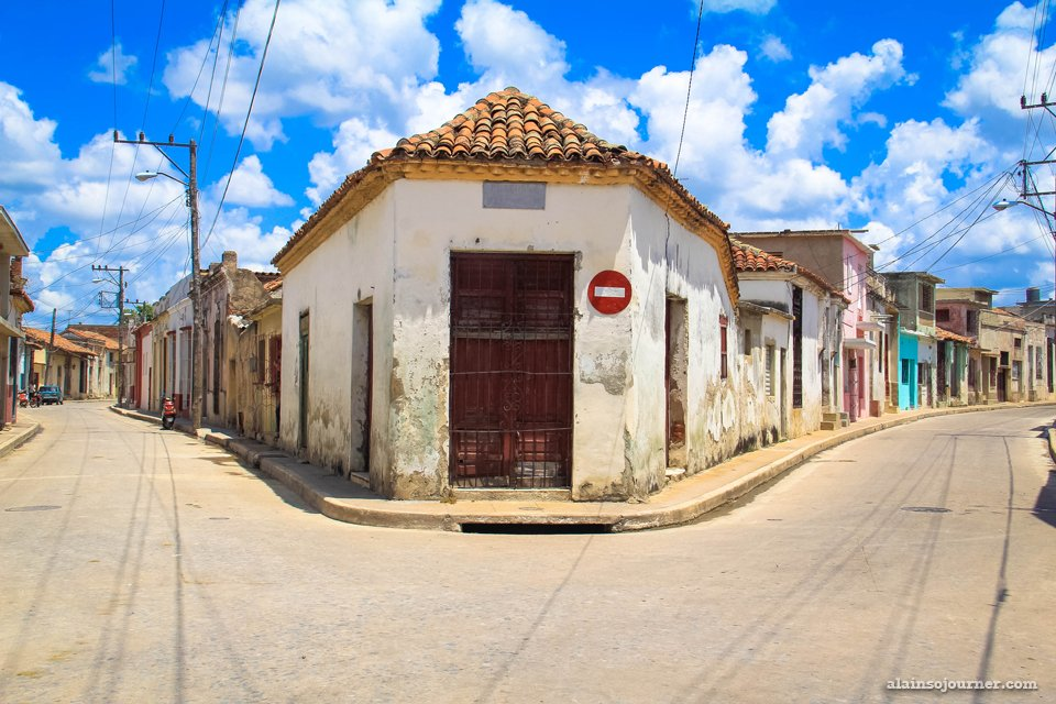 Getting Lost in the Labyrinth In Camaguey Cuba