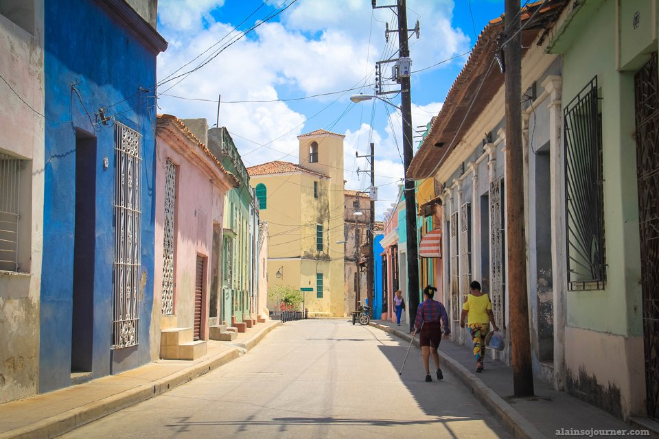 Things to do in Camaguey Streets