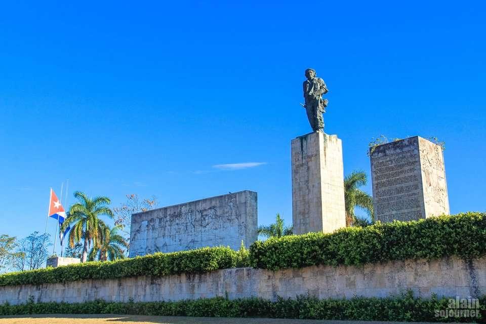 Visit Che in Santa Clara.