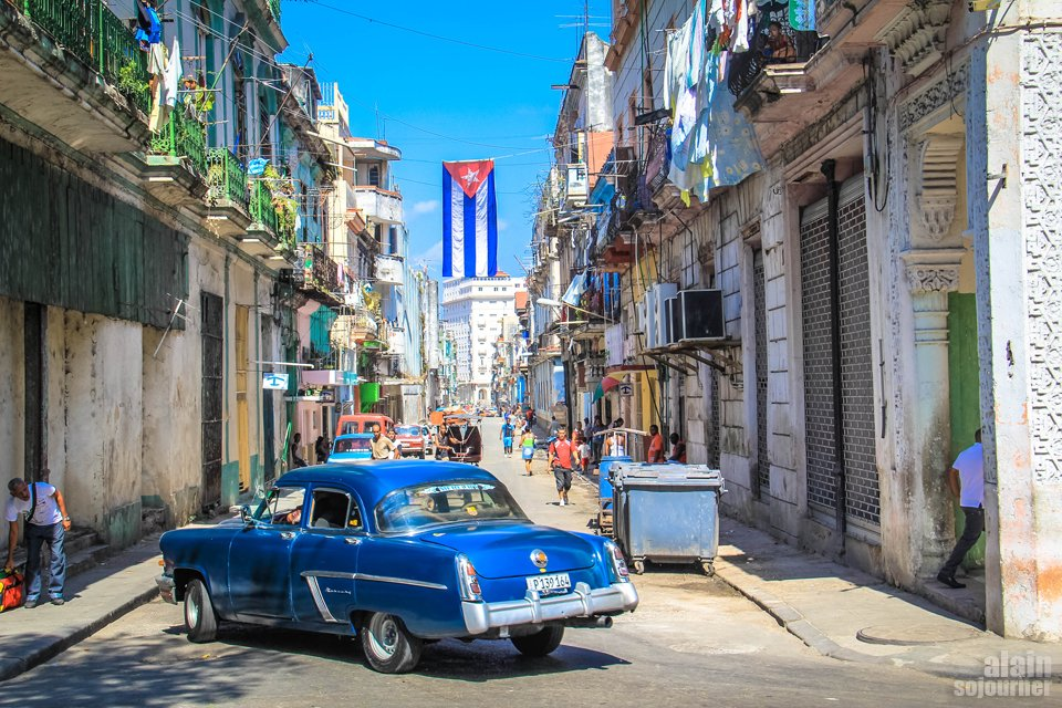 Explore the streets of Havana.