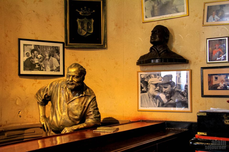 Get to know the life of Hemingway.