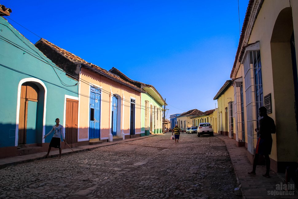 Time Travel in Cuba