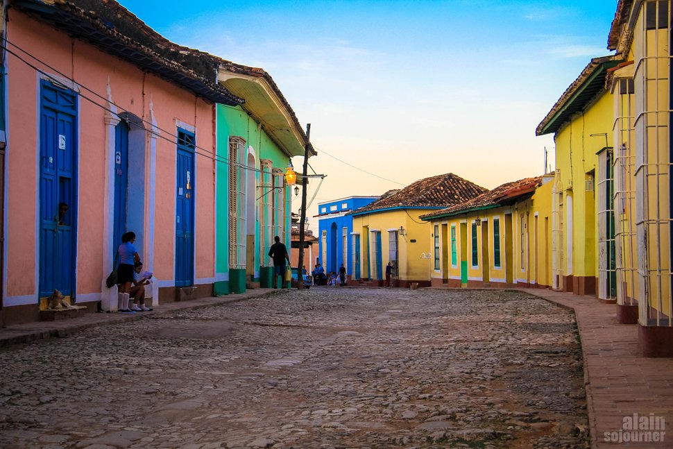 Trinidad - A Time Travel
