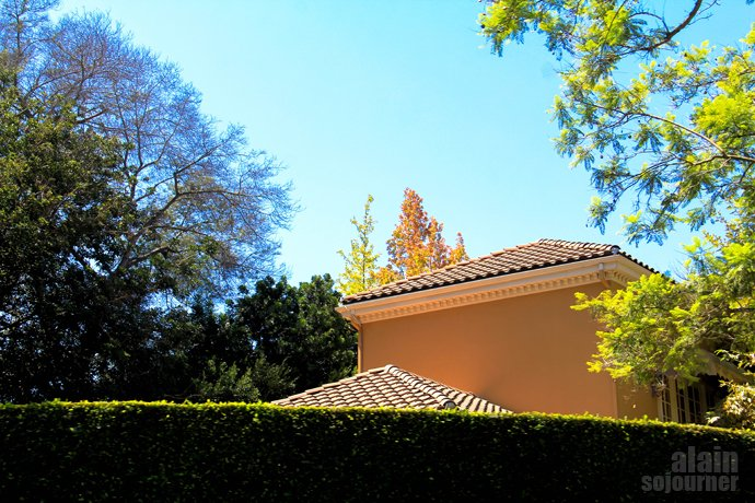 Madonna House Beverly Hills is home to the Hollywood stars.