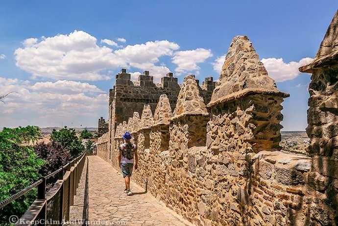 Murallas de Avila - Spain's Most Preserved City Walls (Spain).