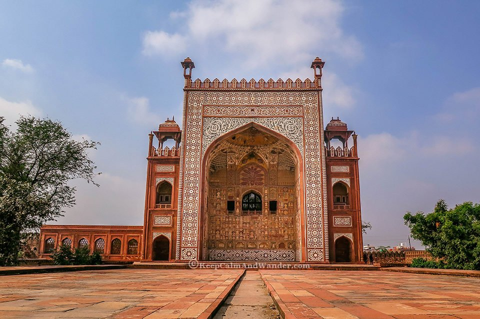 Tourist Attractions in Agra India Things to do