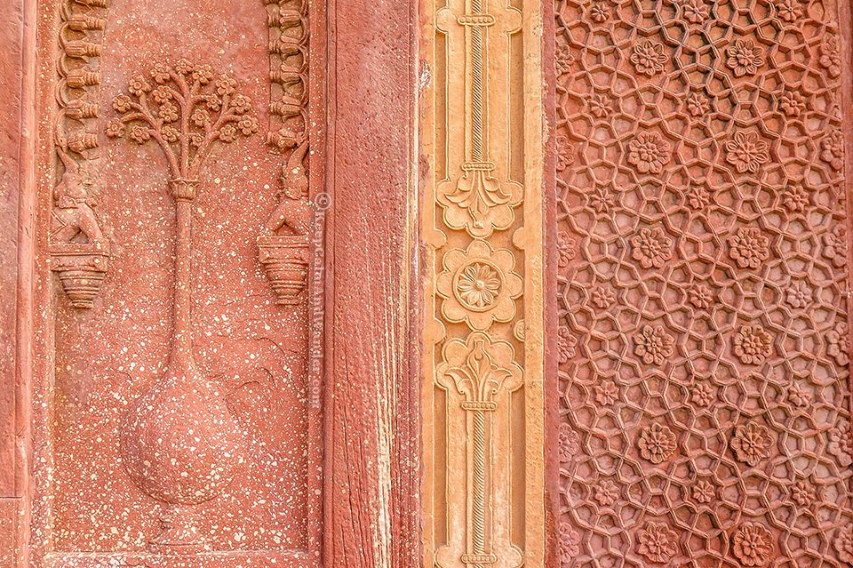 Tourist Attractions in Agra India
