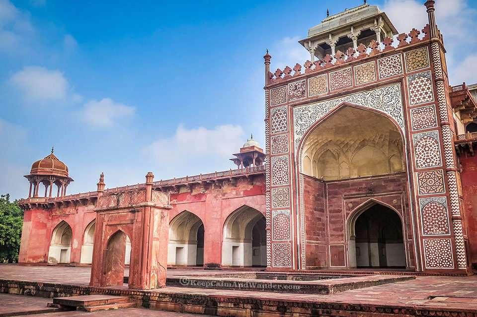 Hostel Agra with views of Taj Mahal Agra Things to do