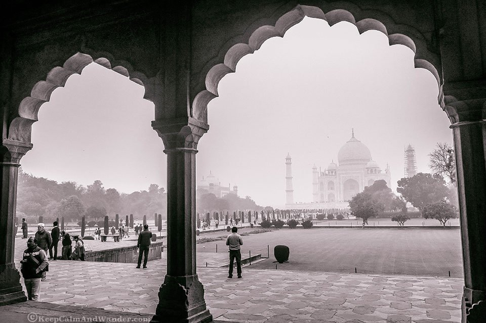 Taj Mahal - The Monument of Love (Agra, India)