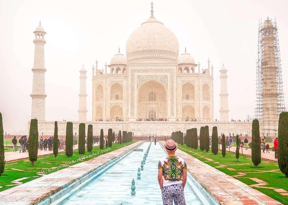 Taj Mahal - The Monument of Love (Agra, India)
