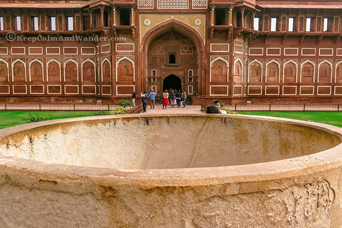 Sightseeing in Agra Tourist Attraction Travel Blog