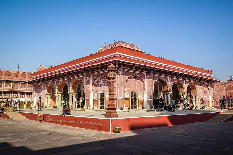 Jaipur City Palace - Your Window to Royal Extravagance (Pink City, Jaipur, India).