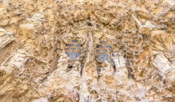Nativity Facade The Symbols on the Facade of Sagrada Familia (Barcelona, Spain)
