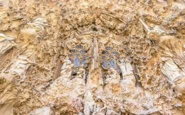 Sagrada Familia Barcelona Spain 13
