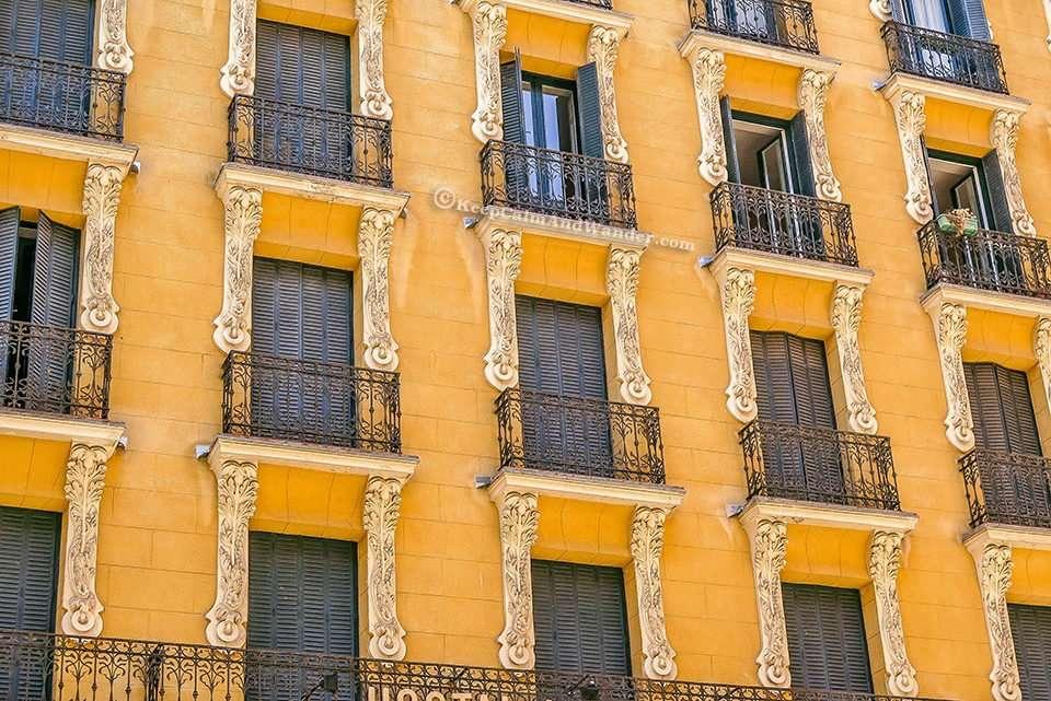 Madrid Plaza Mayor - The Heart of the City (Spain).