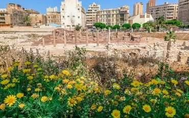 Roman Ampitheater Alexandria 7