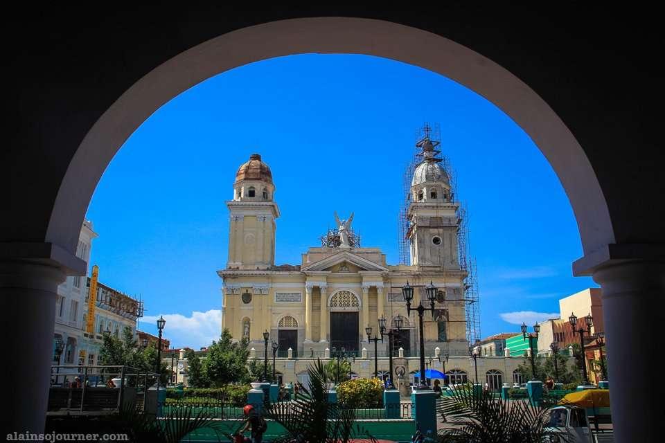 Catedral de Nuestra Senora de la Asuncion in Santiago de Cuba