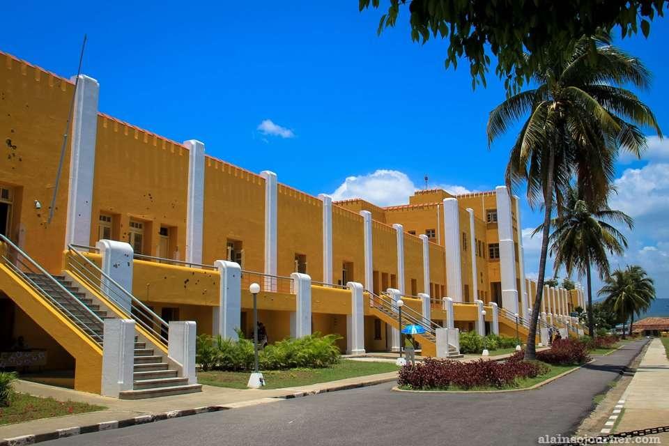Cuartel Moncada Santiago de Cuba