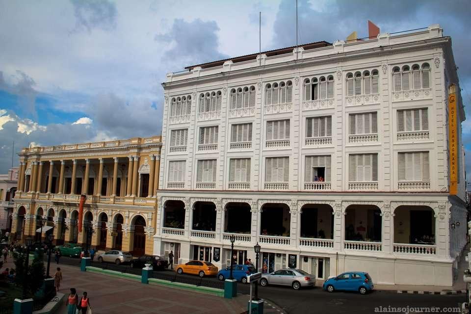 Hotel Casa Granda Santiago de Cuba