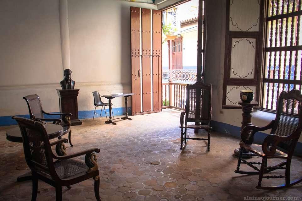 Jose Maria Heredia House / Santiago de Cuba