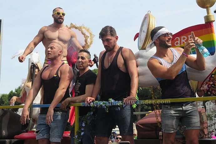 30 Photos: Roma Pride Parade 2017.
