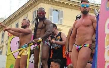 2017 Roma Pride Parade 24