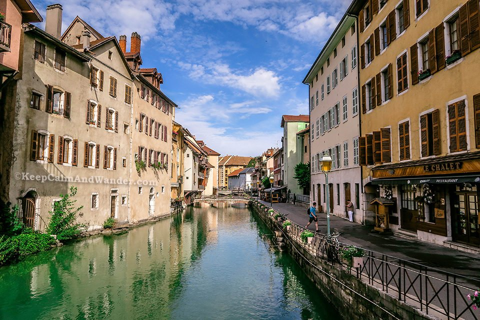 Things to do in Annecy (France)