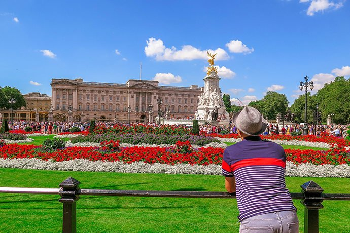 Buckingham Palace London Photo