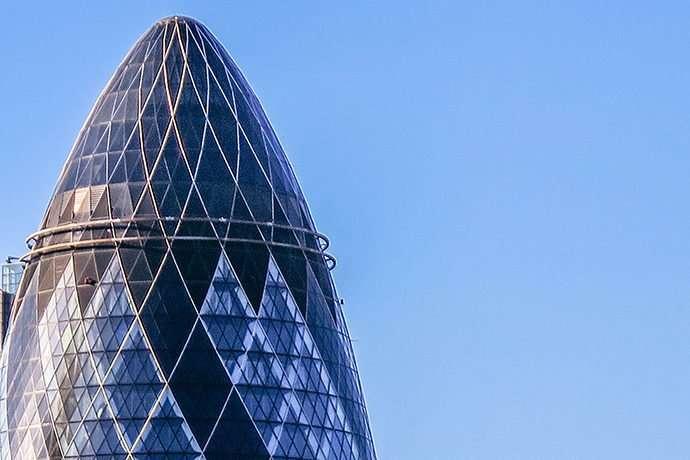 The Gherkin Photo London