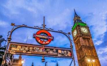 Big Ben Night London 10