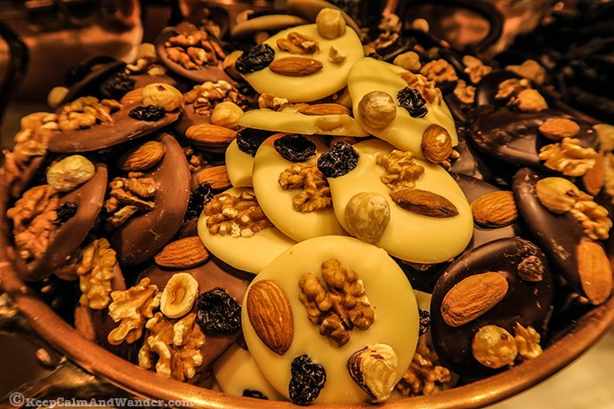 Belgian Chocolates are delicious!