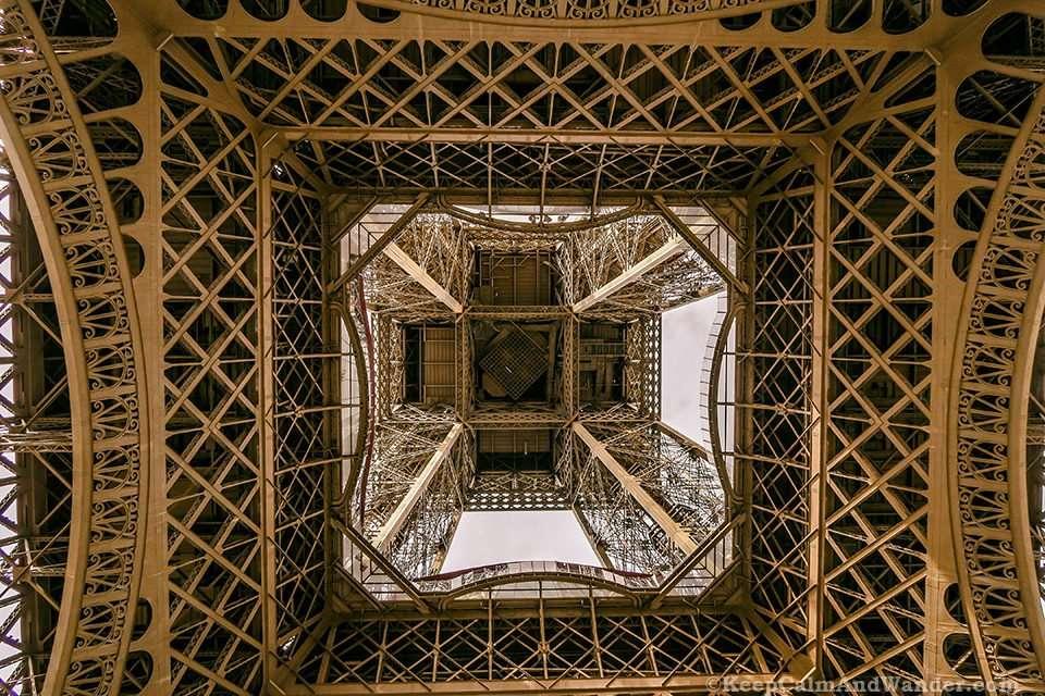 Photos The Stunning Eiffel Tower (Paris, France).