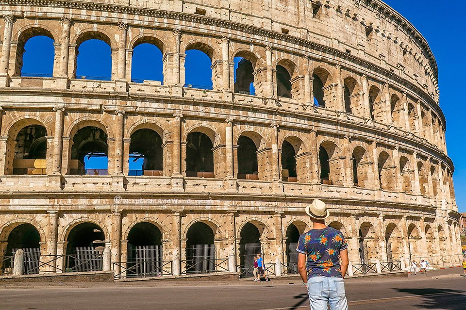 inside roman colosseum rome italy 1 keep calm and wander