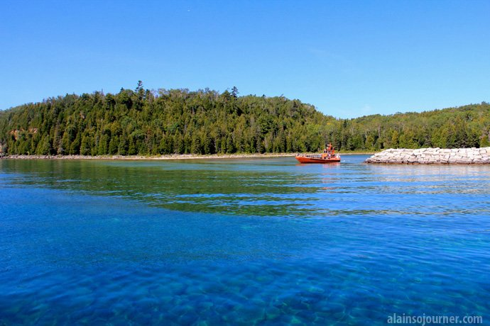 things to do at flower pots island