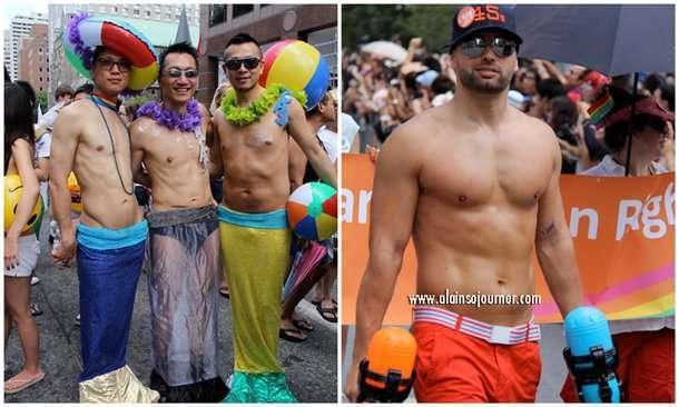 2012 Boys of Toronto Pride Parade