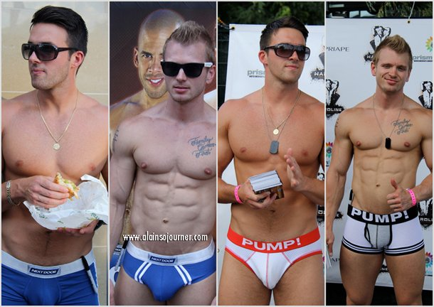 2012 The Boys of Toronto Pride Parade